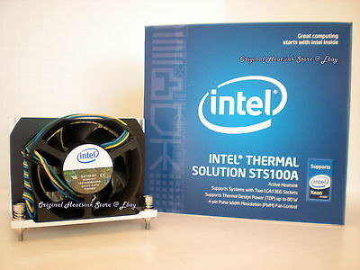 Intel Xeon 5060 5070 5080 Heatsink Cooling Fan Fits LGA771
