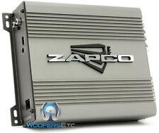 ZAPCO ST-500DM MONOBLOCK 500W RMS SUBWOOFERS SPEAKERS CLASS D CAR AMPLIFIER NEW