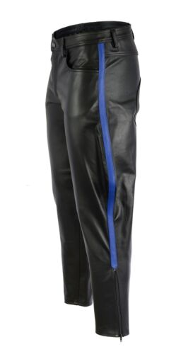 Pantaloni Aw stivale in da liscia pelle jodhpur Lederbreeches 40w di da equitazione 7860 pantaloni pantaloni pantaloni wErPqExHa