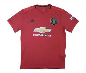 Manchester United 2019-20 Authentic Home Shirt (OTTIMO) XL soccer jersey