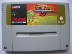 Legend-of-Zelda-BS-Map-1-2-for-Super-Nintendo-SNES-PAL-English