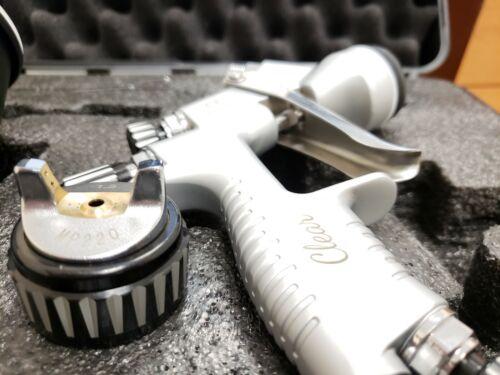 Pistola de pintar Profesional SG CLEAR MP 1.3 KIT WTP