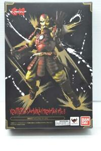 Marvel Bandi Manga Réalisation Kou Tetsu-samurkai Ronman Mk3 Nouveau {67234b34} 4549660112051