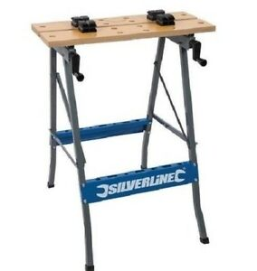 Work Foldable Portable Bench Workbench Wood Clamping Folding sdhxQBotrC