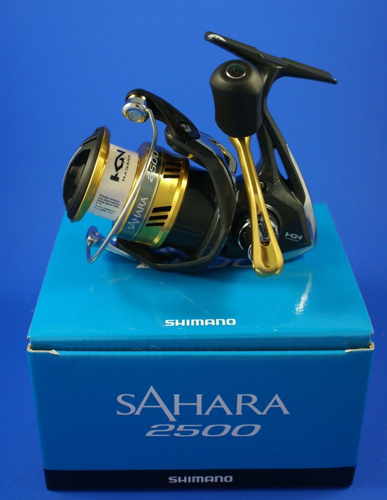 Shimano Sahara 2500 FI // SH2500FI // Front Drag Fishing Reel