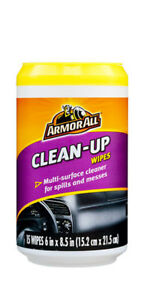 ArmorAll-Clean-Up-Multi-Surface-Car-Interior-Cleaner-for-Spills-amp-Messes-15-Wipe