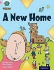 Project X Origins: Pink Book Band, Oxford Level 1+: My Home: A New Home by Jan Burchett, Sara Vogler (Paperback, 2014)