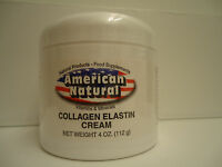 Collagen Elastin Cream 4 Oz Colageno Elastina Skin Care Antioxidant