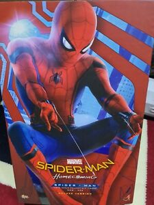 Hot-Toys-Spider-Man-Homecoming-DELUXE-MMS426-Marvel-READ-DESCRIPTION