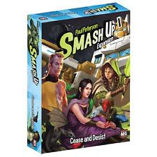 Smash up Cease and Desist Expansion Value(alderac Entertainment Group)