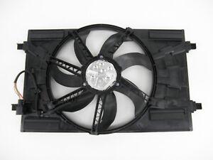 Original Kühlerlüfter VW 5Q0121203CN Lüfter Ventilator Motorlüfter Zarge *NEU*