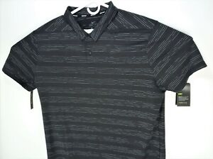 NEW-Nike-Dry-Textured-Golf-Polo-Shirt-Black-Mens-Size-XL-932203-060-65