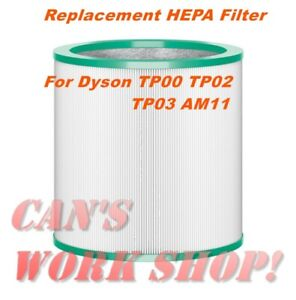 Replacement-HEPA-Filter-For-DYSON-TP00-TP02-TP03-AM11-Pure-Link-Air-Purifier