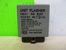 Relais Blinker HE0166830 Kia / Mazda Blinkerrelais UNIT FLASHER