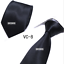 Classic-Red-Black-Blue-Mens-Tie-Paisley-Stripe-Silk-Necktie-Set-Wedding-Jacquard thumbnail 18