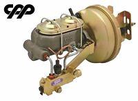 55 56 57 Chevy Belair 8 Power Brake Booster Conversion Kit Disc / Drum