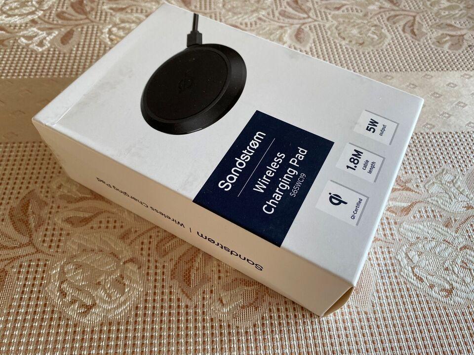 Andet tilbehør, Sandstrøm, Sandstrøm Wireless Charging
