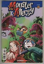 MONSTER ALLERGY N.5 IL TUTORE STELLATO 1a prima edizione buena vista disney 2004