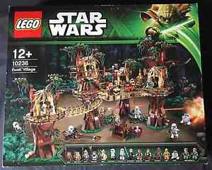 Lego Star Wars 10236 - Ewok Village (ucs) Aucune Figurines / Sans Mini