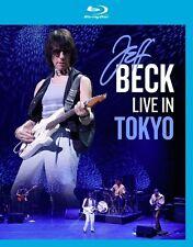JEFF BECK - LIVE IN TOKYO  BLU-RAY NEU