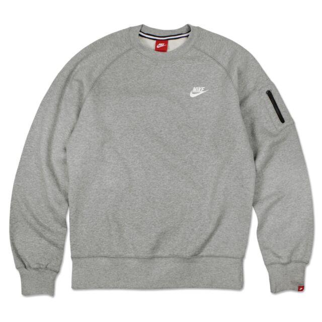 6764cb5306a3 Buy nike crew neck sweatshirts   up to 59% Discounts
