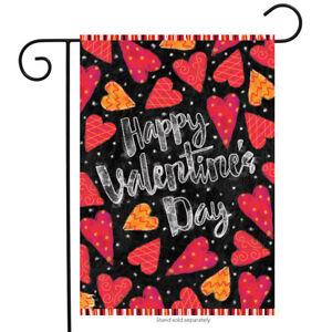 Image Is Loading Valentine Garden Flag Hearts Valentine 039 S Day