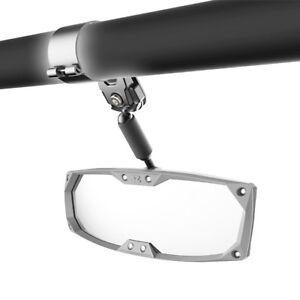 Seizmik Halo-R Rearview Mirror with ABS Trim Polaris Rzr 570 800 900 1000 08-18