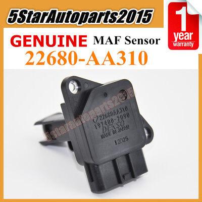 OEM 22680-AA310 Mass Air Flow Sensor for Subaru Baja Impreza Forester Mazda 3 6