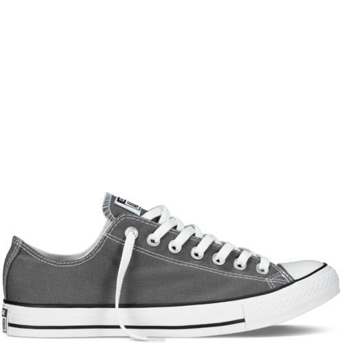e8ae42baa37 Converse Chuck Taylor All Star Ox Shoes Charcoal 1j794 UK 3 for sale online