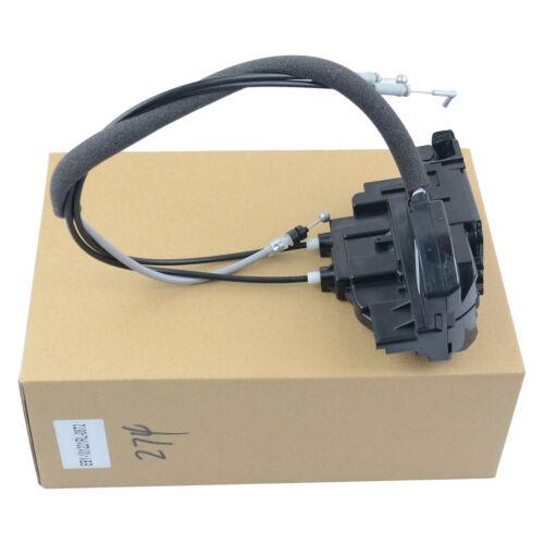 For Nissan Tiida Premium//Special New Door Lock Actuator Driver Rear Left 937-282