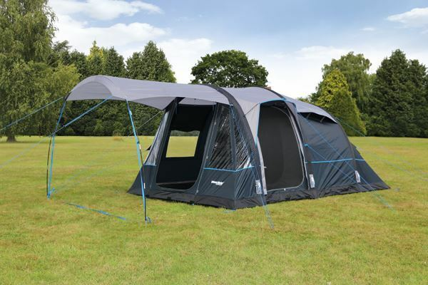Westfield Travel Smart Taurus 5 Air Tent Inflytbar med pump