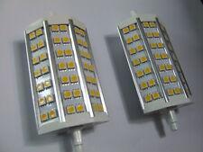 R7S LAMPADA LED 10 WATT 3500 KELVIN AC  220VOLT 2 PEZZI