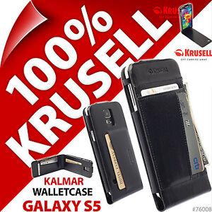 Krusell-Kalmar-Etui-Portefeuille-Synthetique-etui-en-cuir-rabattable