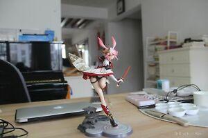 Anime Honkai Impact 3 Sakura Yae Heretic Miko PVC Figure New Loose 25cm