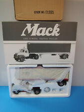 RARE & / Oehme Carriers 1960 B Mack Semi Truck - First Gear