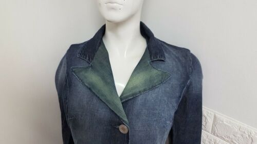 2610 Size Ladies Nyc Jacket Donna Etre Jeans Amazing Giacca Uk10 517nvRyWR