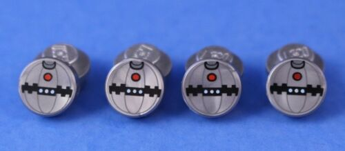 LEGO® Parts STAR WARS™ THERMAL DETONATORS Lot x4 Original LEGO Factory parts