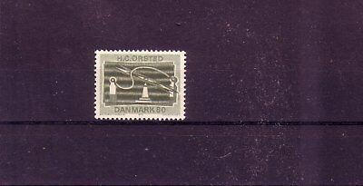 Dänemark Freundschaftlich Dänemark Michelnummer 498 Postfrisch europa:10544