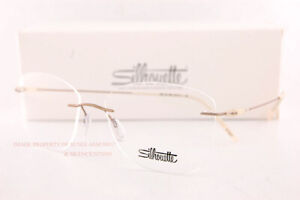 7eb41aedfe321 Image is loading New-Silhouette-Eyeglass-Frames-Dynamics-Colorwave-5500-AW-