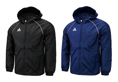 adidas Core 18 Training Jacket | SOCCER.COM