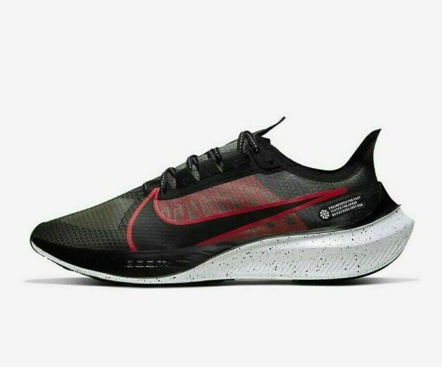 Hard to Find Nike Zoom Gravity Men's Bq3202 005 Black/red Running Size 12