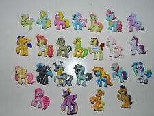 My Little Pony Lot Mini Ponies Ponyville