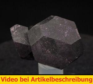 8084 Fluorit ca 2*3,5*3 cm Erongo Namibia 2002 MOVIE