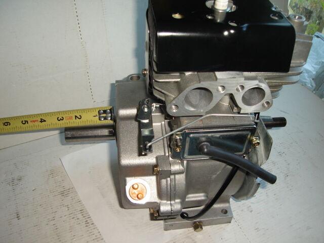 Tecumseh 35372A Crankshaft 1