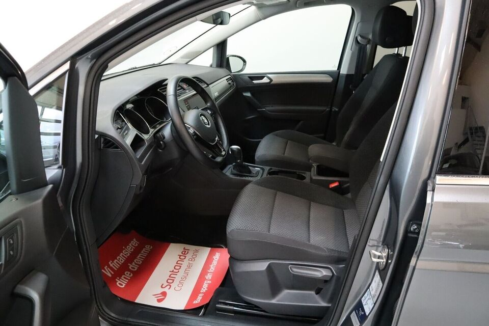 VW Touran 1,4 TSi 150 Comfortline DSG 7prs Benzin aut.