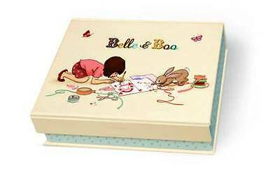 Belle & Boo ** Briefpapier-Set ** Oetinger Verlag