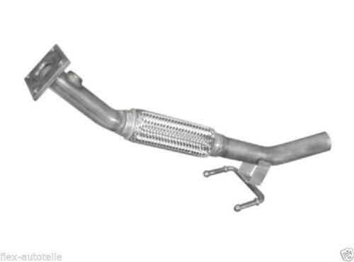 Pantaloni tubo flessibile riparazione tubo Kat Skoda Fabia 6y 1,0 AQV 1,4 AZF cominciala AQW