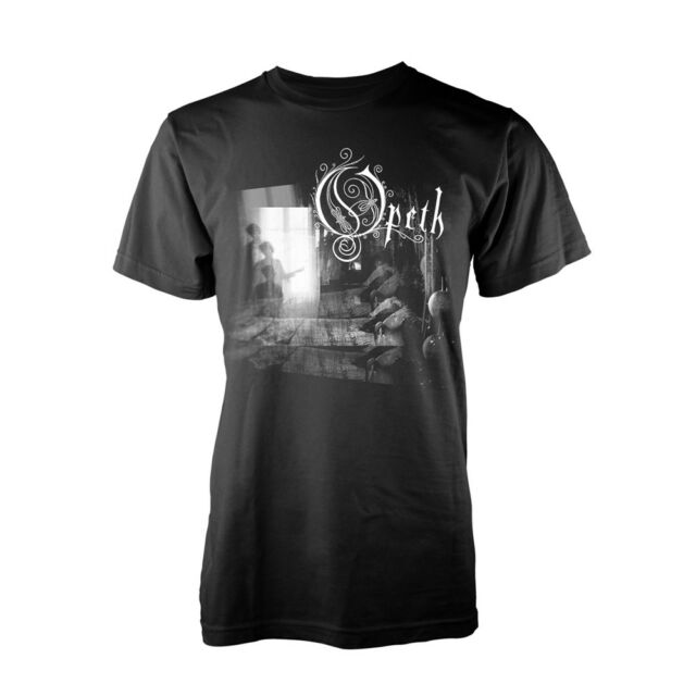 Opeth Damnation Heavy Metal Official Tee T-Shirt Mens