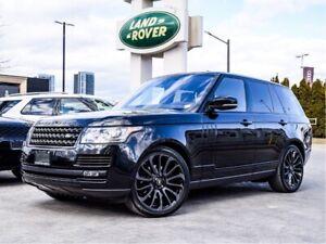 2017 Land Rover Range Rover Td6 HSE