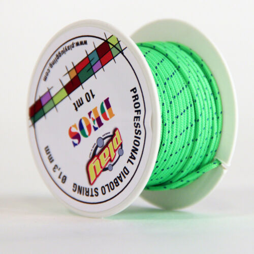 Green 1 Play Diabolo Deos String 10m